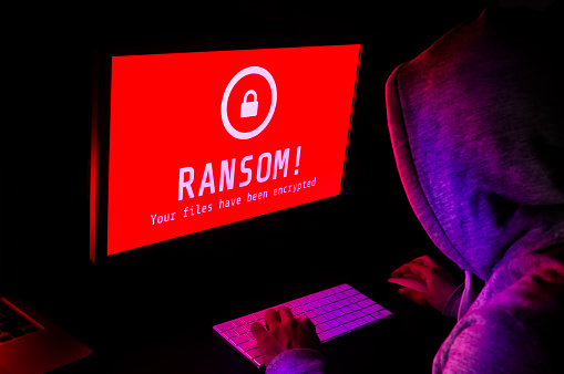 RANSOMWARE IN REAL TIME